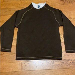 Kuhl brown sweater